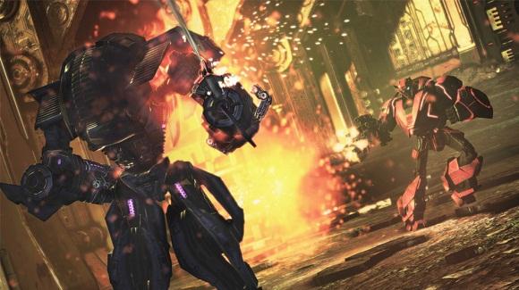 Transformers Fall of Cybertron PC Full Version Screenshot 1
