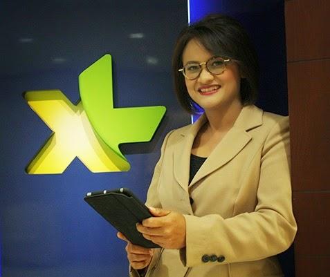 Dian Siswarini Presiden Direktur XL 2015