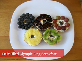 Olympic Ring Breakfast