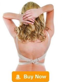 Adjustable low back bra converter strap