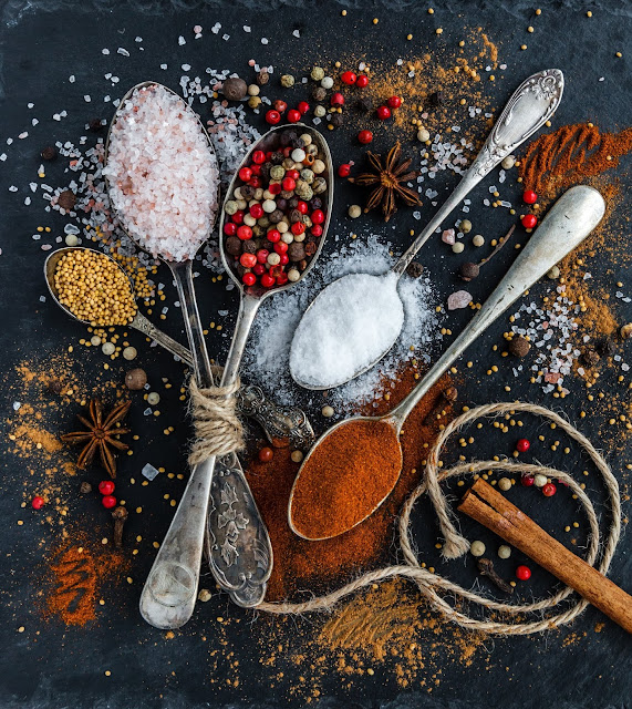 change salt to spices or other savory vegetable to make food more appetizing