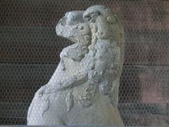 東大寺南大門石獅子
