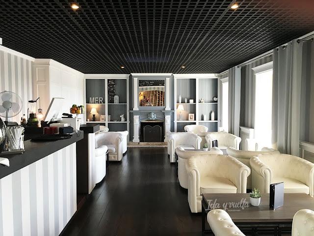 Hotel Atalante Relais Thalasso salón