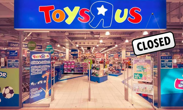 Here's a Full List of Toys R Us Stores that are Closing in the US