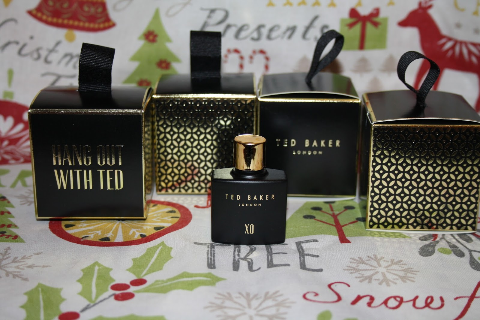 Ted Baker Hanging Fragrance Gifts For Men