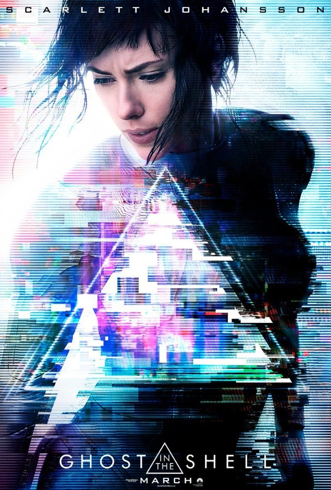 Watch Movie Ghost in the Shell (2017) Online