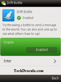 Guide] Fix missing Drift Bottle, Look Around & Shake in your