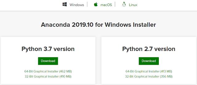 Installing Anaconda Distribution