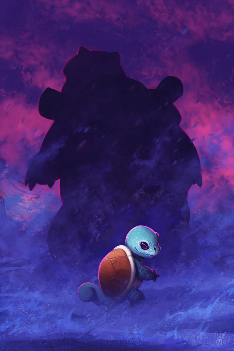 Pokémon phone wallpaper