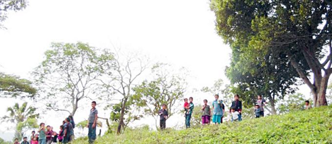 Desalojan predio invadido en Carranza por la OCEZ RC, campesinos amenazan con bloqueos