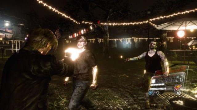 Resident Evil 6 PC Games for windows