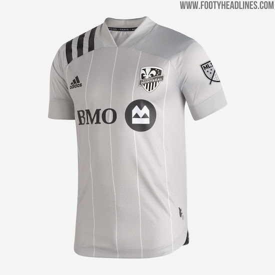 Montreal Impact 2020 Away Kit Released - Footy Headlines