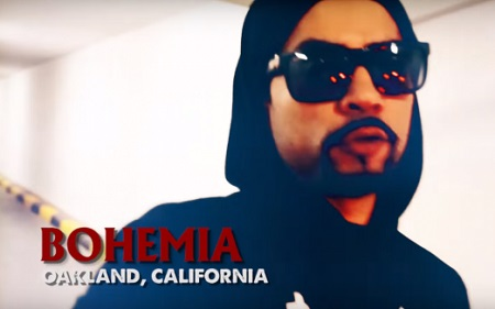 New Pakistani Songs 2016 Bohemia Gametime KDM Mixtape Volume One Latest Music Video