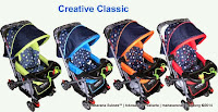 Creative Baby BS218 Classic