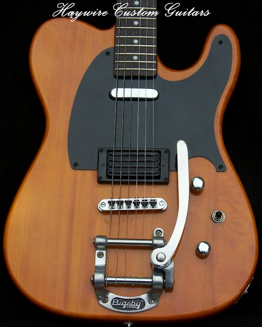 image haywire Custom Guitars Classic Tremolo Custom