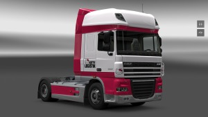 DAF Kitty Logistik skin by DerStefan