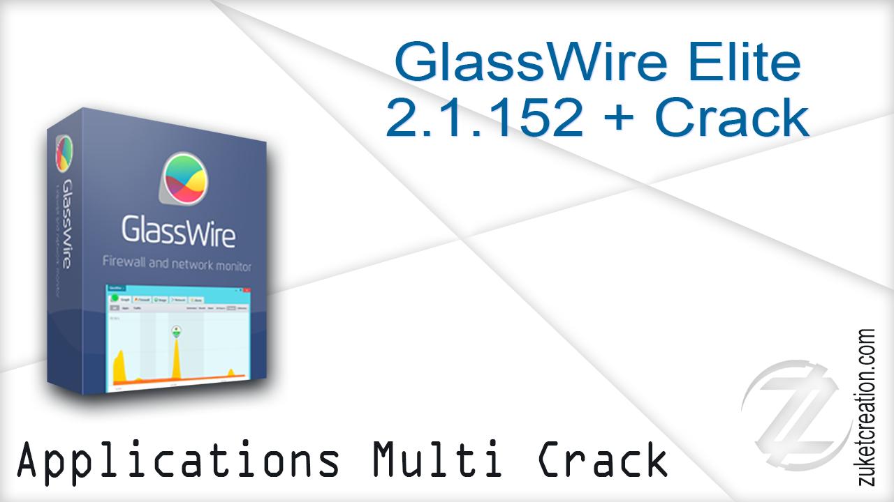 glasswire firewall crack