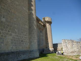 Castillo de Garci Franco de Toledo. Villafuerte