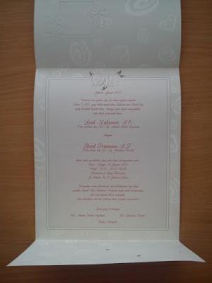 percetakan undangan pernikahan di purworejo, pesan via online di internet
