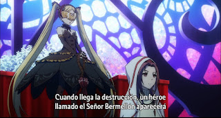 ver Lord of Vermilion Guren no Ou 3 sub español