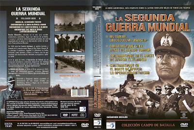 Carátula - Colección Campo de Batalla - DVD 6