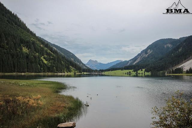Wandern im Tannheimer Tal - Vilsalpsee Felssturz - Österreich Premiumwanderung - Wandern Tirol
