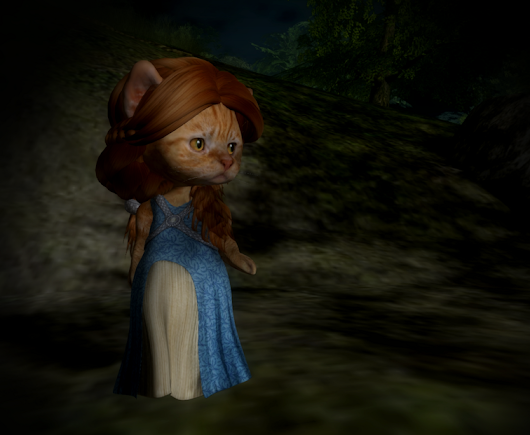 @Melroo's Place: Second Life. Fantasy. Role-play. Fashion.: Purring Adventurers