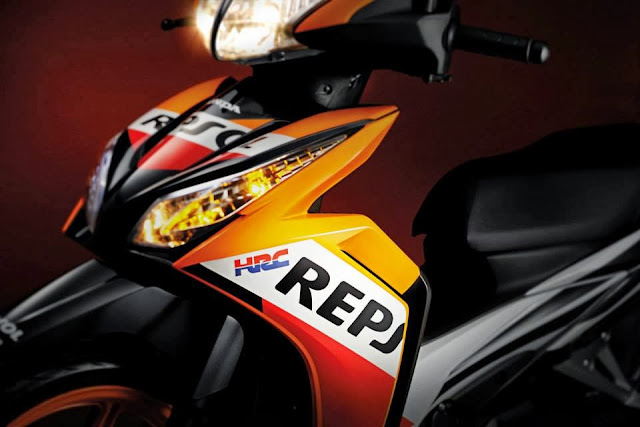 Honda Wave Dash Repsol Edition 2013