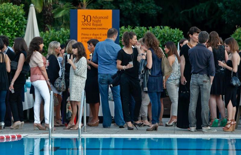 Evento Este Lauder  30 anni di Advanced Night Repair  Vronique Trs Jolie