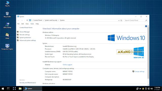 Download Windows 10 PE SE x64 Live Disc by Hawk007