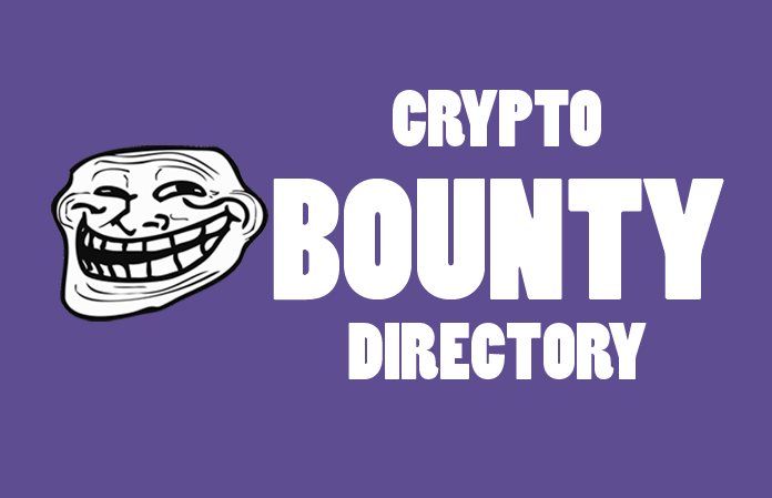 Crypto Bounty Directory , list of crypto Bounty platforms you can join.