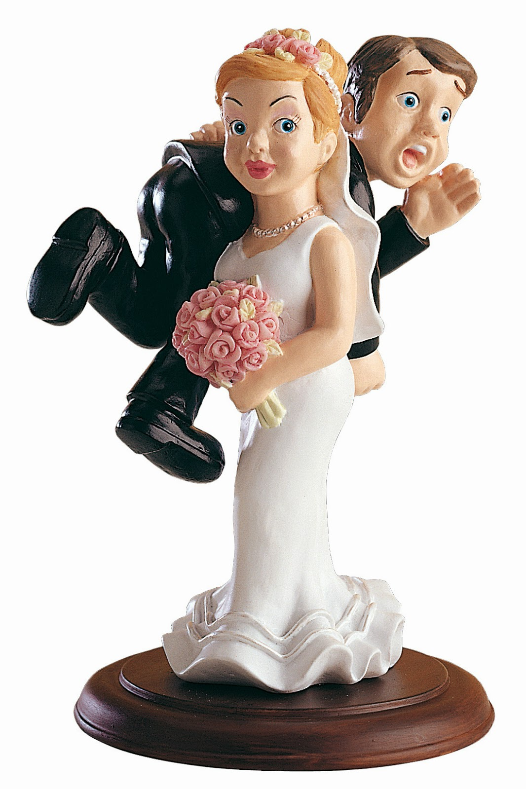 imagen figura tarta de boda