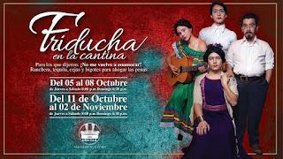FRIDUCHA en La Cantina (Teatro) 1