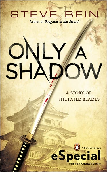 Interview with Steve Bein, author of the The Fated Blades series - October 2, 2013