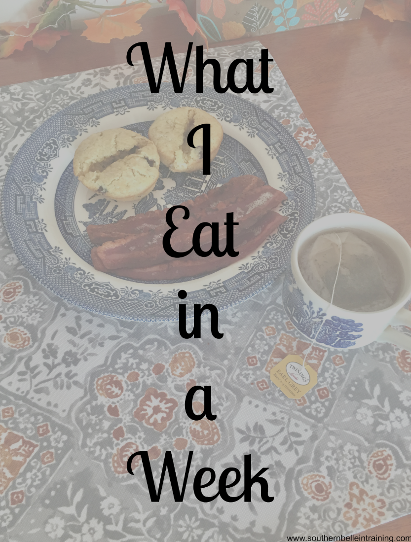 What I Eat in a Week