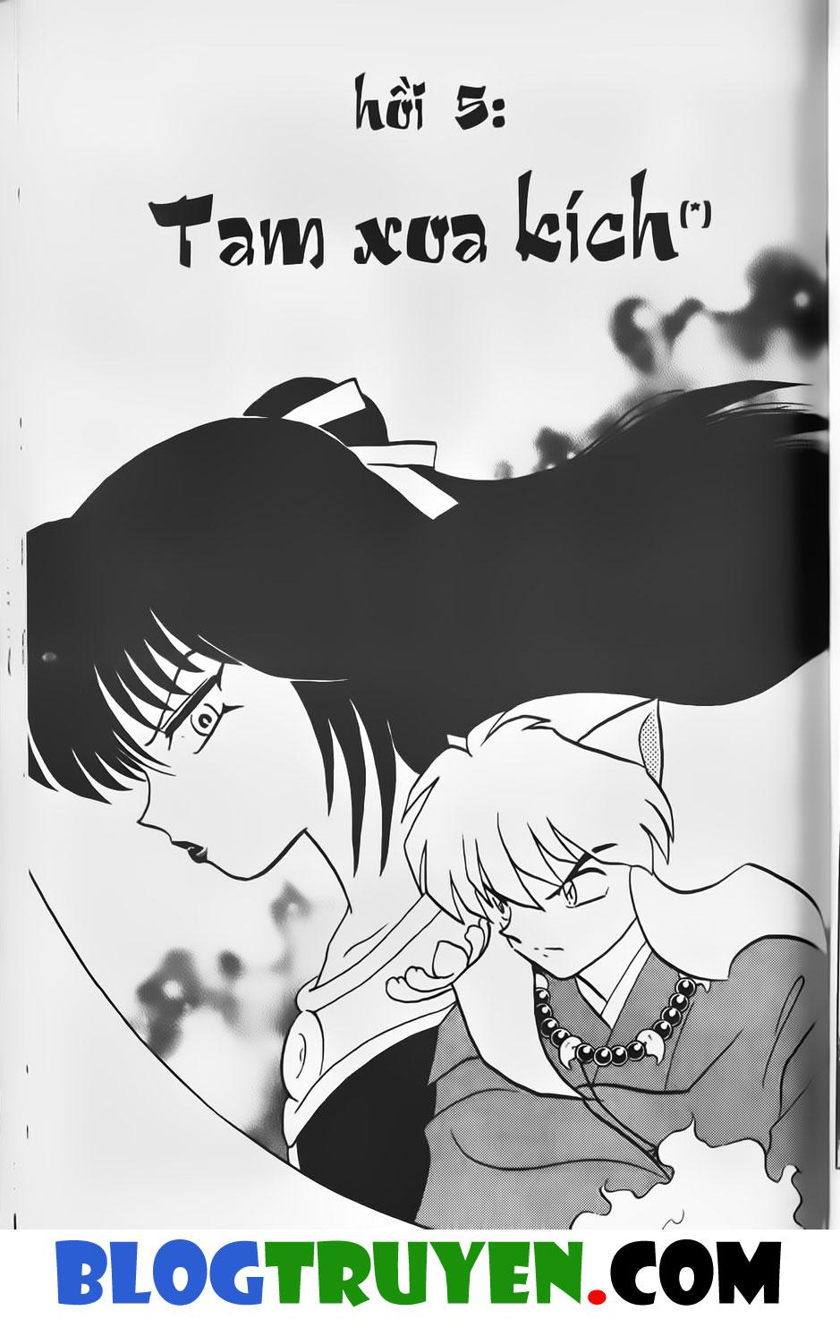 Inuyasha vol 31.5 trang 2