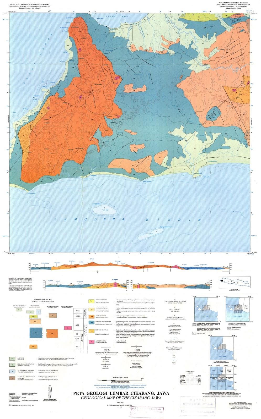 Contoh Cv Geologi - Contoh IK