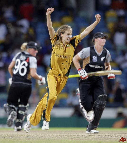 Best Sports Photos Of 2012: Sports Stars Blog: Ellyse Perry Australian Female Cricket