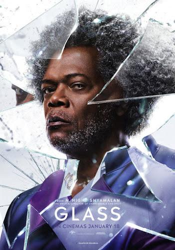 Glass (BRRip 720p Dual Latino / Ingles) (2019)
