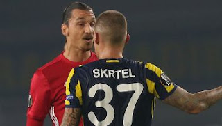Manchester United Kalah 1-2 di Kandang Fenerbahce