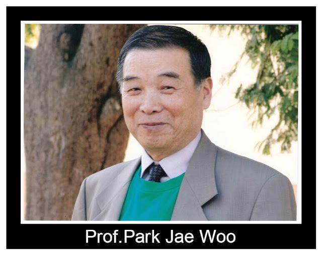 Prof. Park Jae Woo -The Innovator
