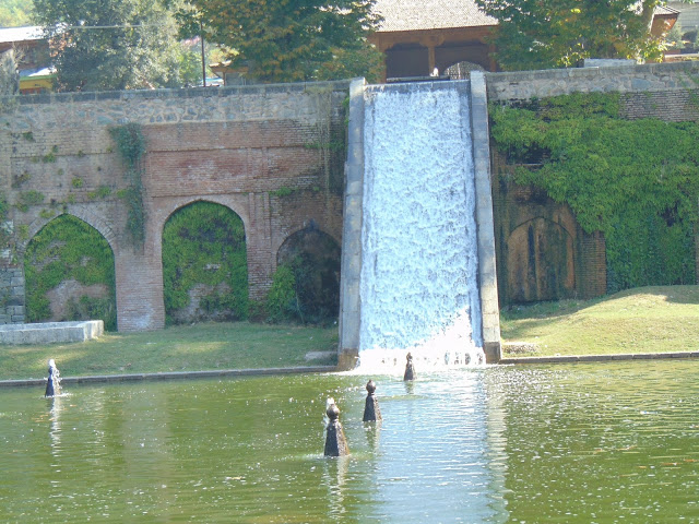 waterfall in srinagar