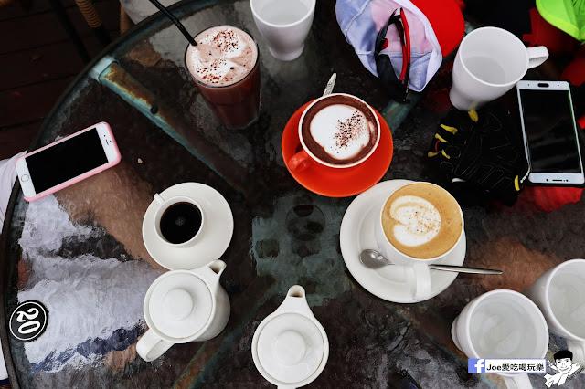 IMG 1469 - 【新竹旅遊】竹科人的後花園,寶山一號水庫旁的『沙湖壢咖啡館』,午後散步喝杯咖啡的好去處,寶山水庫的風景盡收眼底