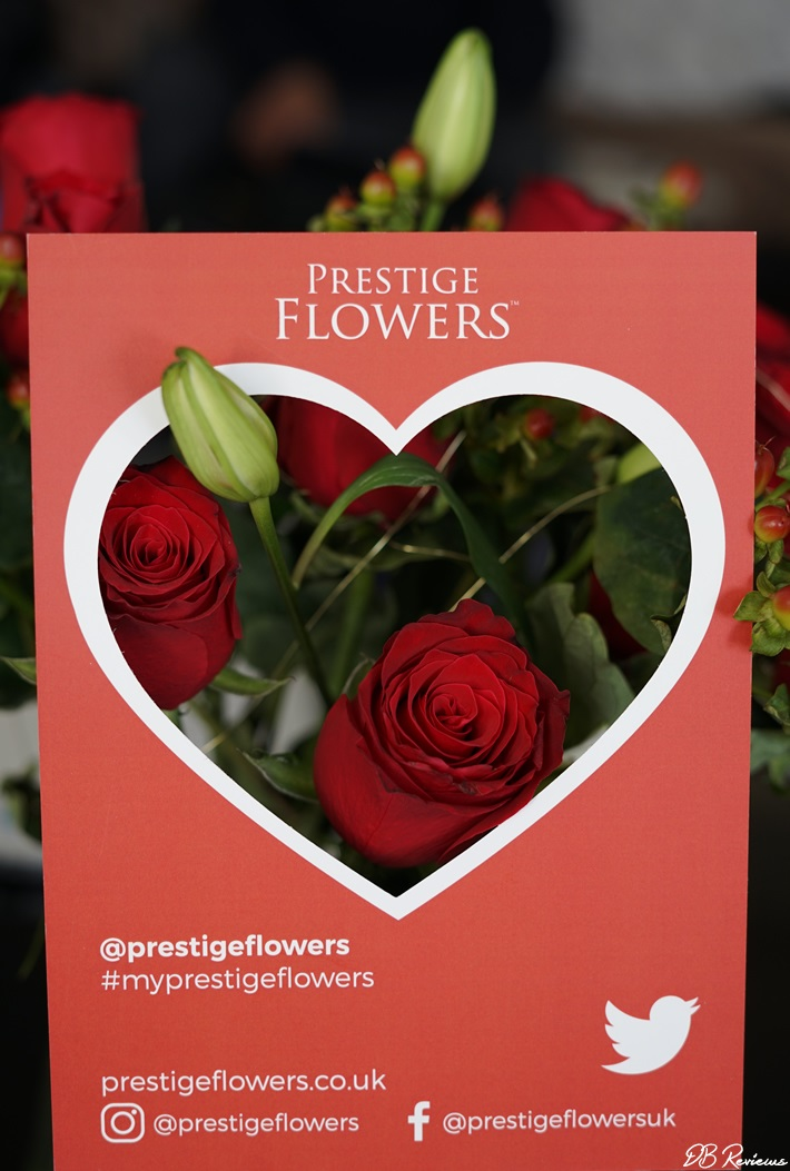 Prestige Flowers Flower Subscription Service