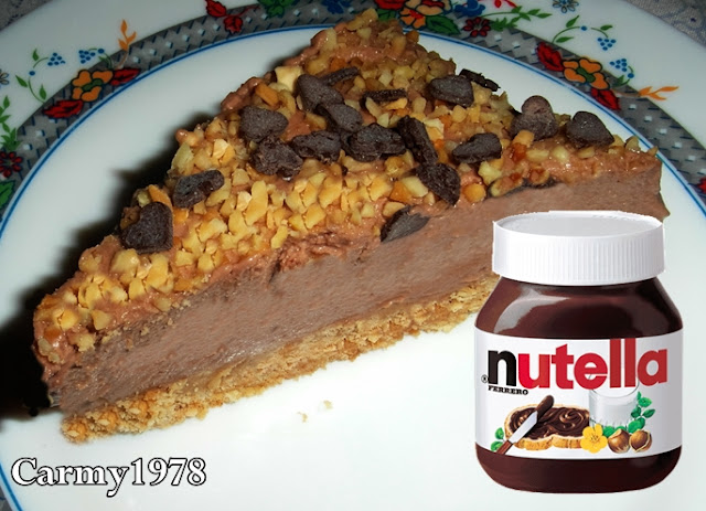 cheescake-nutella