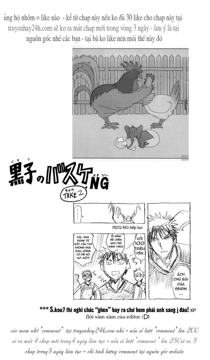 Kuroko No Basket chap 163 trang 23