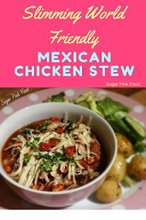 mexican chicken stew slimming world recipe