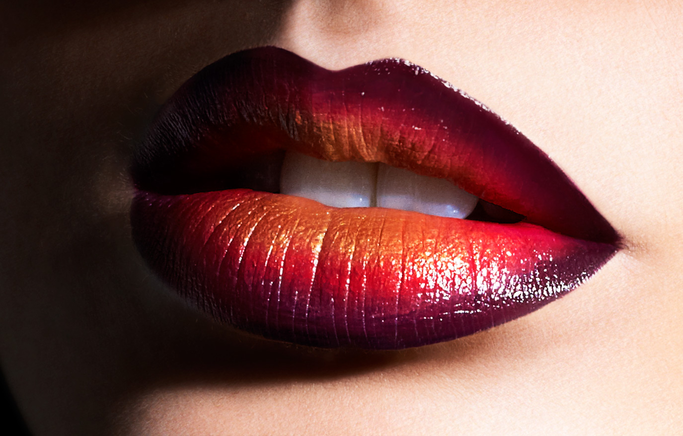 photo How to Pull Off Awesome Ombré Lips Perfectly