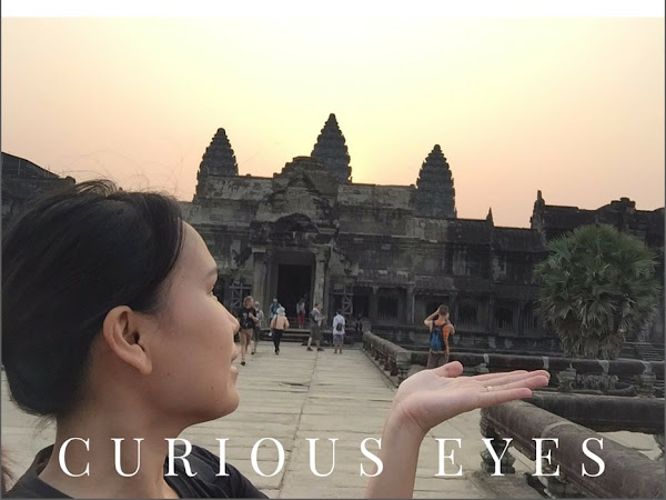 [Travel] : Cambodia Day 2- Angkor Wat