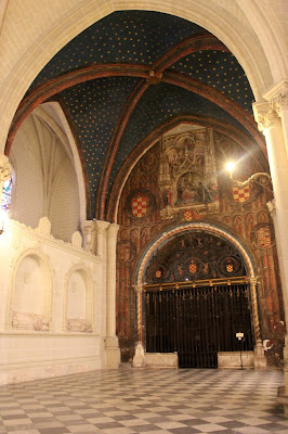 Capilla Mozárabe de la catedral de Toledo